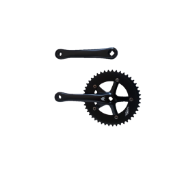 Sugino pista single speed crankset 170 mm 46 teeth