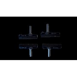 patin de frein vtt shimano XTR M70/R cartouches