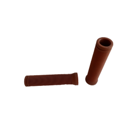 Grips brown 147 mm