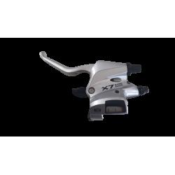 manette velo gauche levier frein Shimano Deore LX ST-T660 3 plateaux