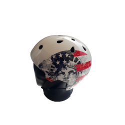 Go Sport United States kid helmet adjustable 48-54 cms used