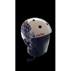casque velo Go Sport United States enfants réglable 48-54 cms
