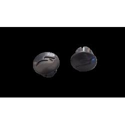 Road handlebar plugs Specialized dark grey