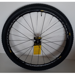 "Front wheel Mavic Cross Max Elite 29"" Lefty supermax"