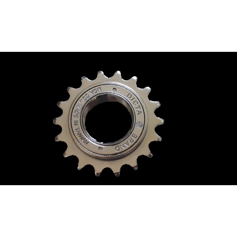Lida Machinery bike freewheel to be screwed 18 teeth