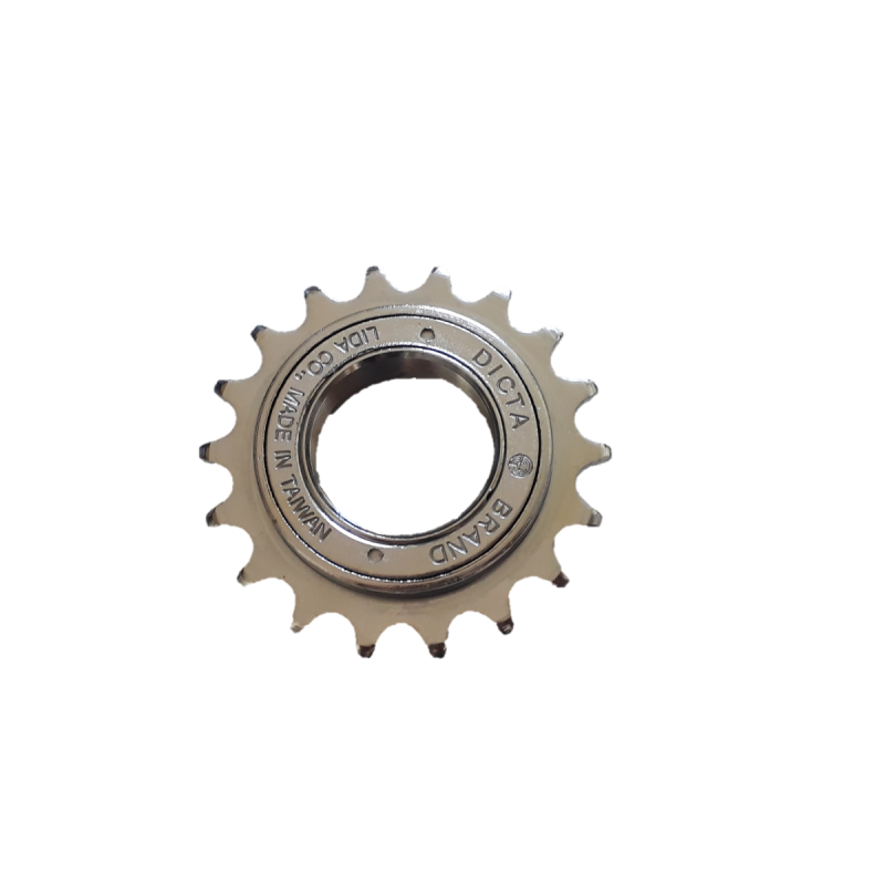 Lida Machinery bike freewheel to be screwed 18 teeth