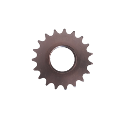 Fixed screwed sprocket 19 teeth