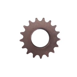 Fixed screwed sprocket 17 teeth