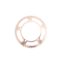Vintage road bike chainring Sugino Mighty competition 53 teeth