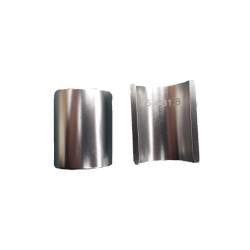 Alloy handlebar shims 31.8 mm 25.4 mm
