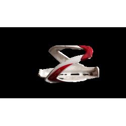 Elite porte bidon customer race blanc & rouge route