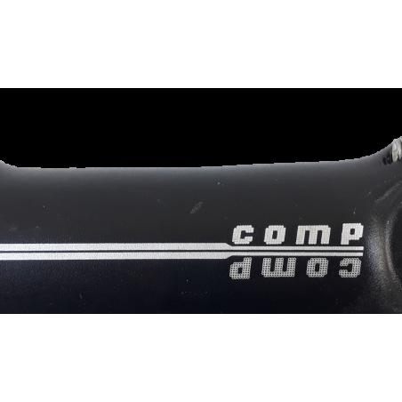 Decathlon btwin comp stem 110 mm aluminium black