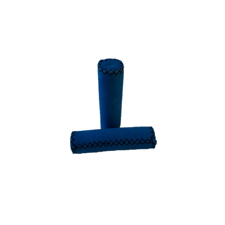 Monte Grappa grips 120 mm blue
