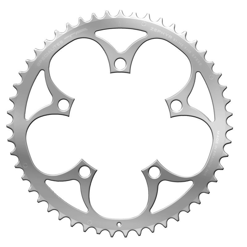 TA Zephyr chainring 52 teeth 110 mm 9/10 speed