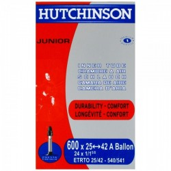 chambre air velo Hutchinson 24x1.7/2.35 valve presta