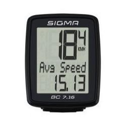 compteur vélo Sigma BC 7.16