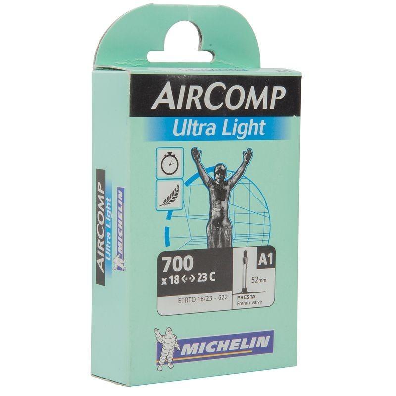 Air tube Michelin Air Comp Ultra Light 700x18/23C presta
