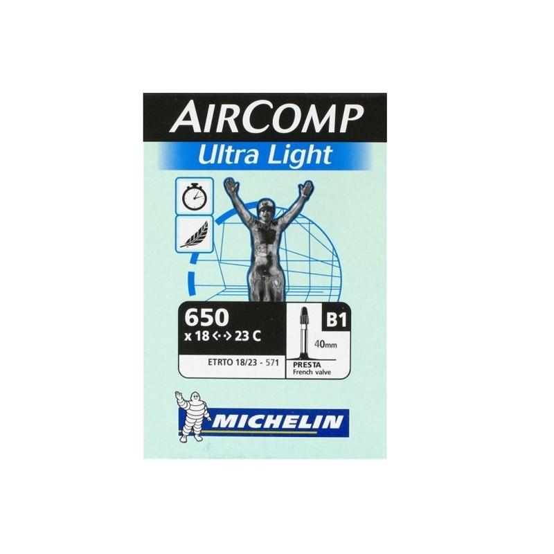 Air tube Michelin Air Comp Ultra Light 650x18/23C presta