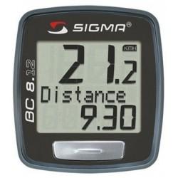 Compteur vélo Sigma BC 8.12