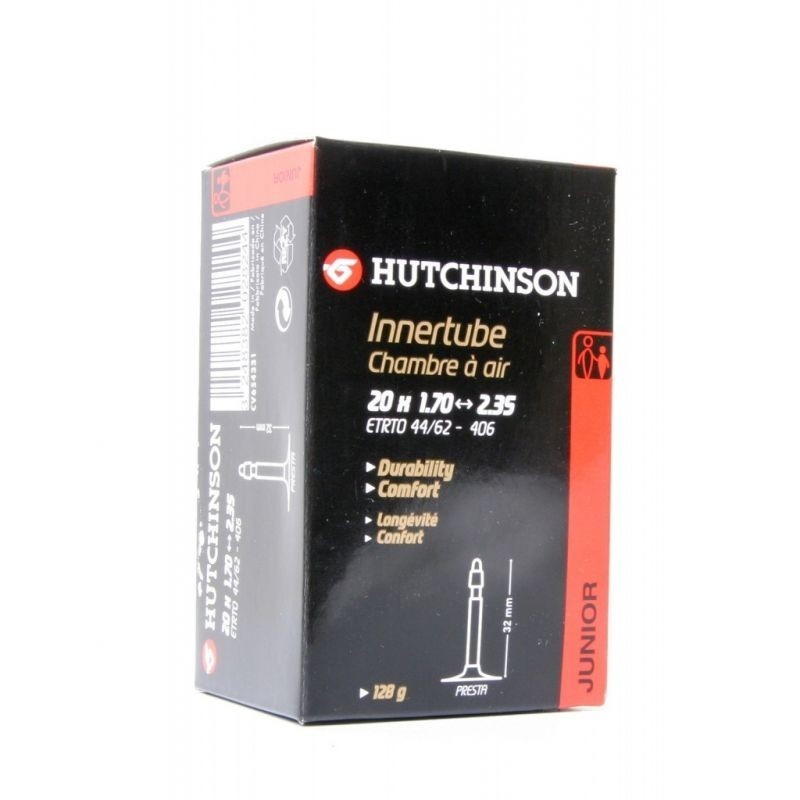 Air tube Hutchinson 20x1.70/2.35 presta