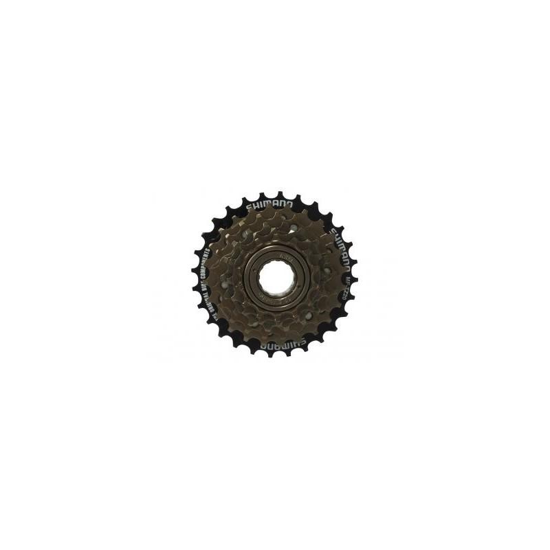 Shimano 6 speed freewheel to be screwed MF-TZ20 14-28