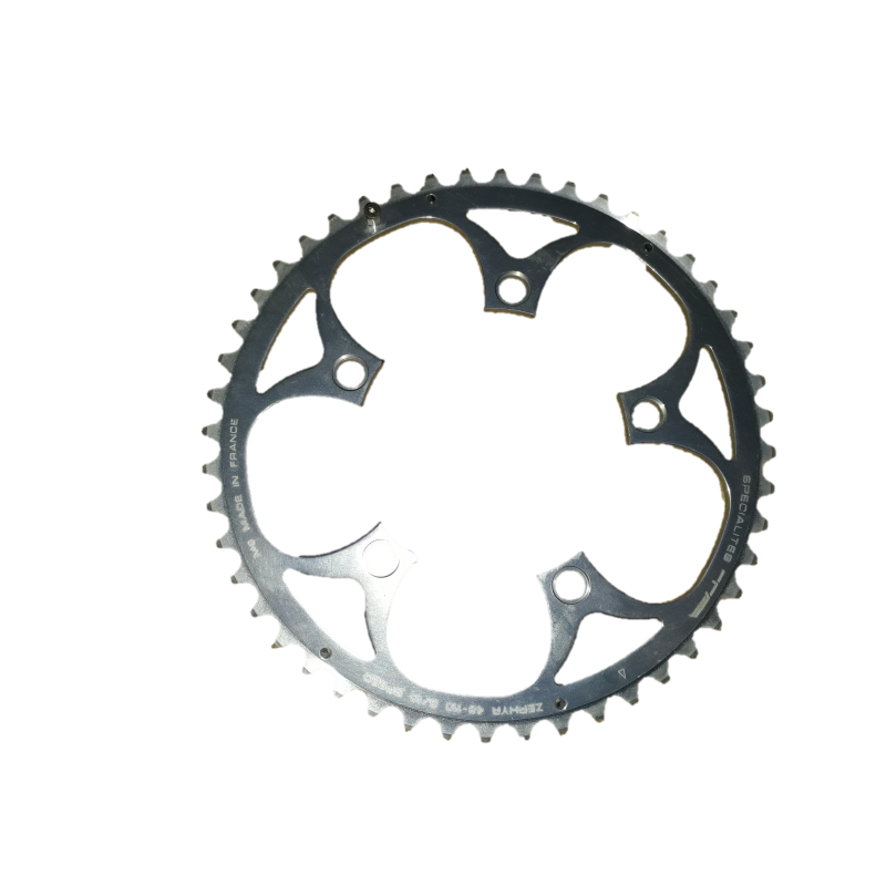 TA Zephyr 48 teeth chainring 110 mm compact