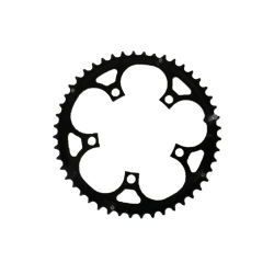 Chainring 48 teeth 110 mm 9 speed compact used