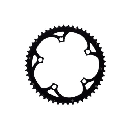 Campagnolo 52 teeth chainring 135 mm 9 speed